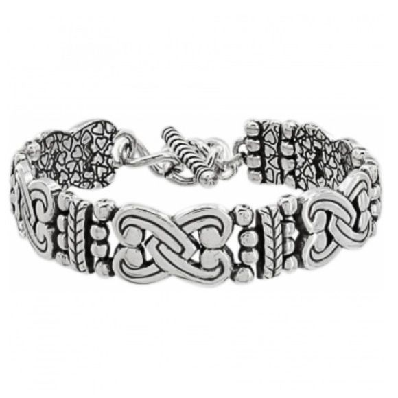 Authentic Brighton Bracelet Authentic, gently used, very cute to dress up any outfit Brighton Jewelry Bracelets