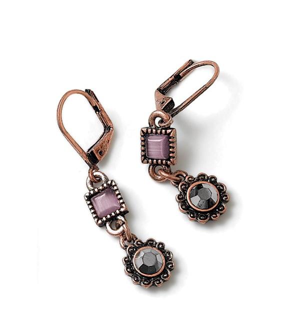 Demure Earrings by lia sophia.