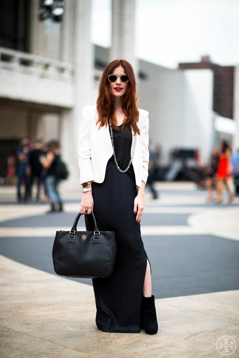 Street Style: A Study in Contrasts