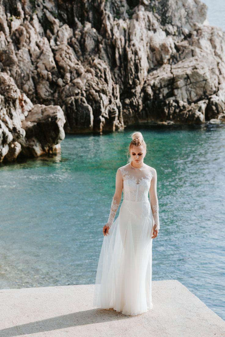 Chopin / Nora Sarman Bridal / photo Pinewood Weddings