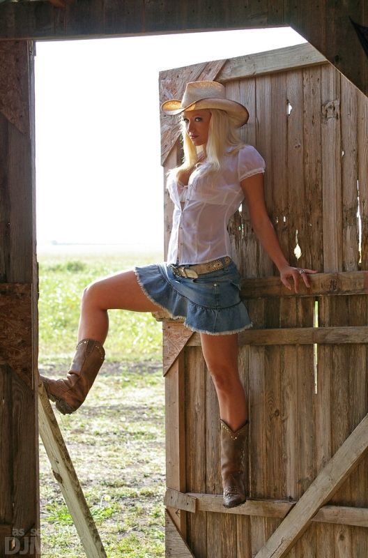 Cowgirls Rock  Real Cowgirlsmy Lifestyle  Chicas -5902