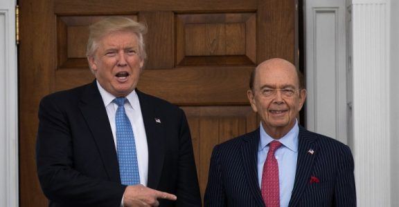 Trumps Commerce Secretary Just Made A HORRIBLY Tasteless Joke About Bombing Syria #news #alternativenews