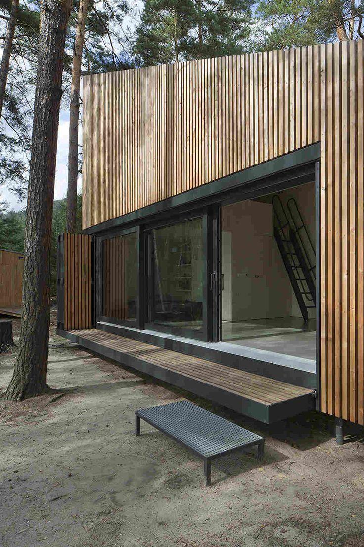 Дом для отдыха на берегу озера в Чехии