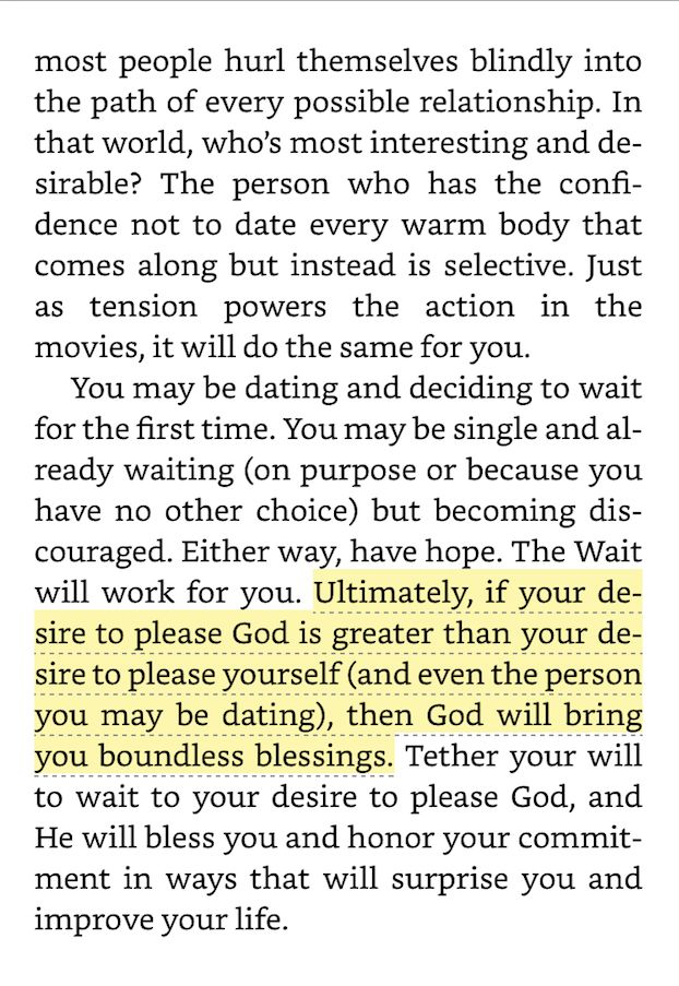 "From Facebook - ""DeVon Franklin"" page 2/2016. ""God will bring you boundless blessings! #TheWait"""