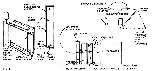 how to build a water distiller