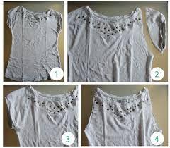 Resultado de imagen de reciclar ropa paso a paso