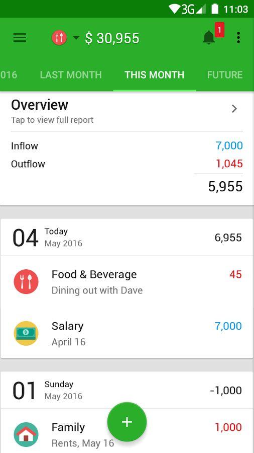 Money Lover – Money Manager- screenshot