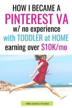 How to become a Pinterest virtual assistant, interview #9 – Meet Teagan Learn ho… – kmustaphaouznanv