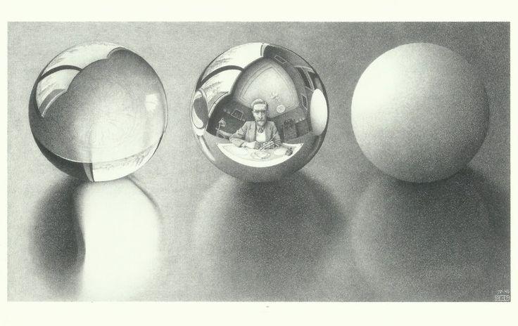 Relacja z muzeum poświęconemu twórczości Eschera. Przykładowe prace i zdjęcia, oraz informacje praktyczne o muzeum.