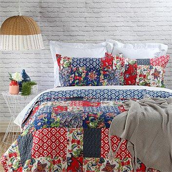 Briscoes - Design Plus Scarlett Quilt Set