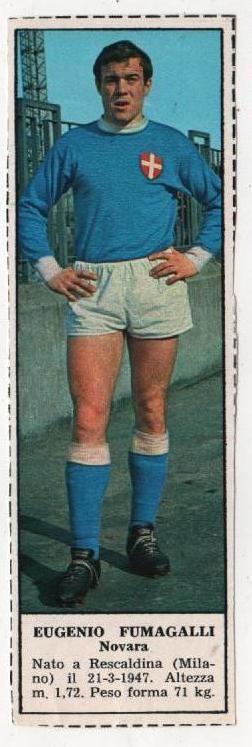 24641 Figurine calciatori Tempo 1966 - Novara - Fumagalli CALCIO • EUR 3,00…