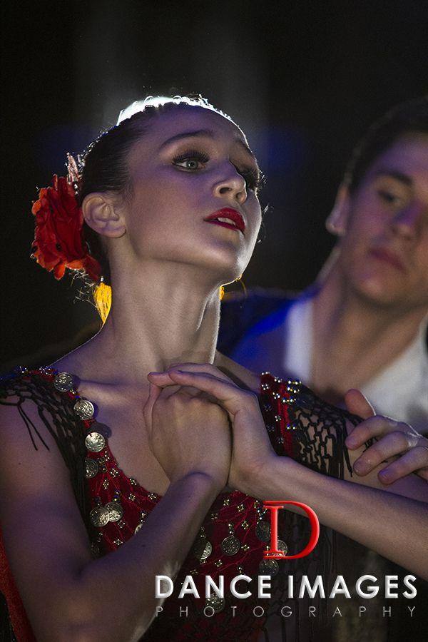 Russian Choreographic Academy 2014 Gala Performance - Esmeralda Pas de Deux www.danceimages.net.au