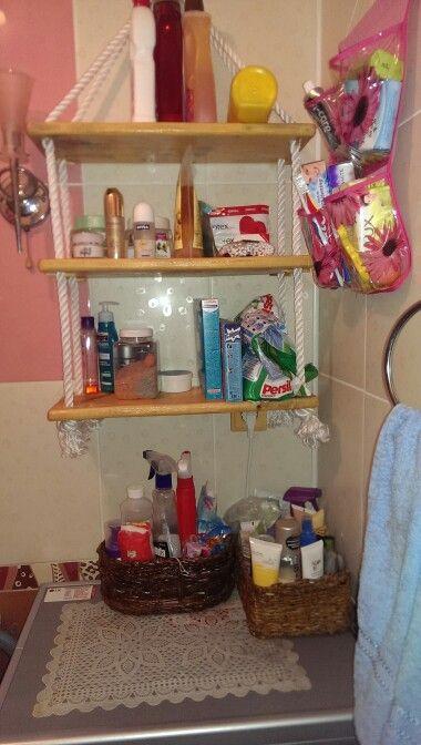 полочка В ванной