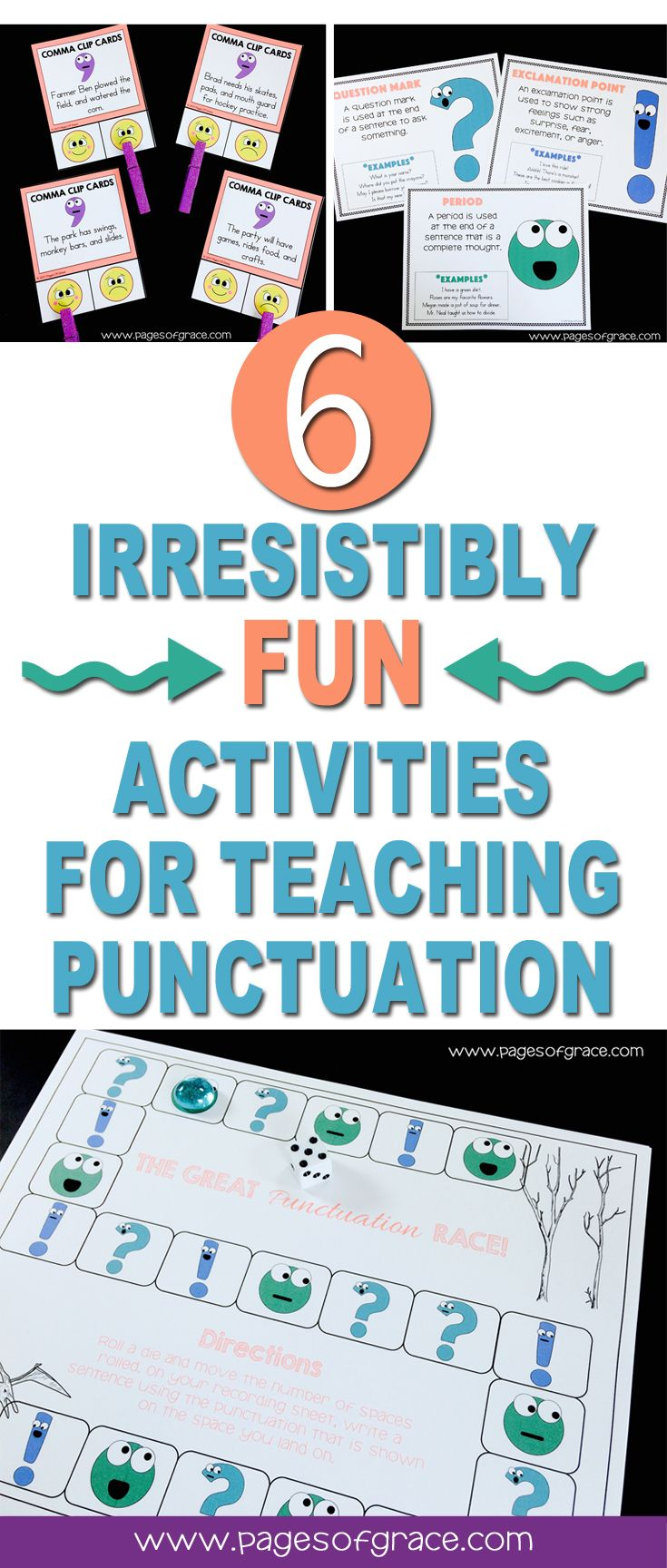 Best 25 teaching punctuation ideas on pinterest punctuation posters children in need song and definition of teaching