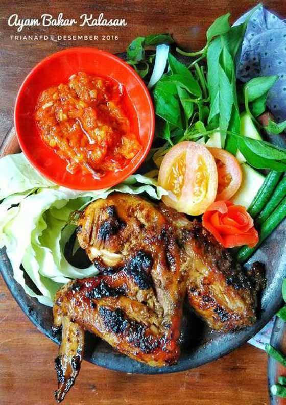 Resep Membuat Ayam Bakar Kalasan by Triana Fitria (Ummu Silmi)