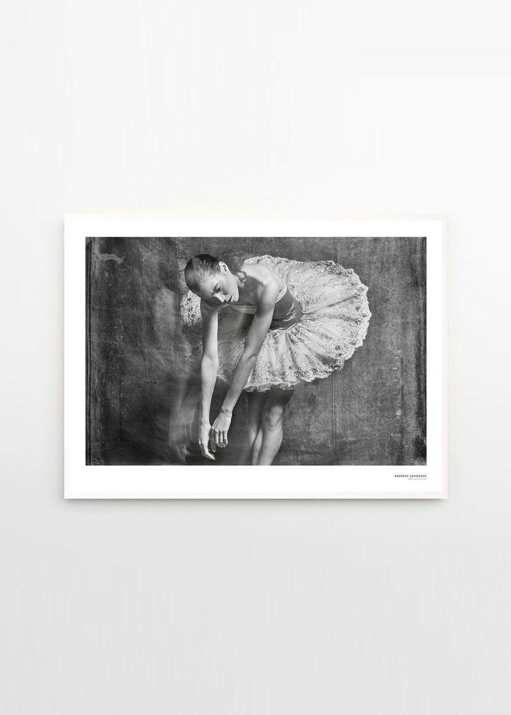 Ballerina nr2 by Andreas Sundgren | Poster from theposterclub.com