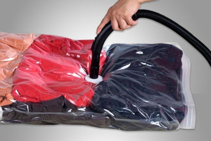 6, 12 or 18 Vacuum Storage Bags