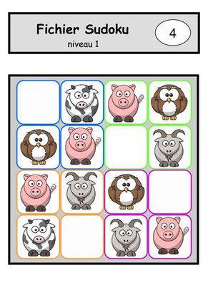 Sudoku - laclassededelphines jimdo page!