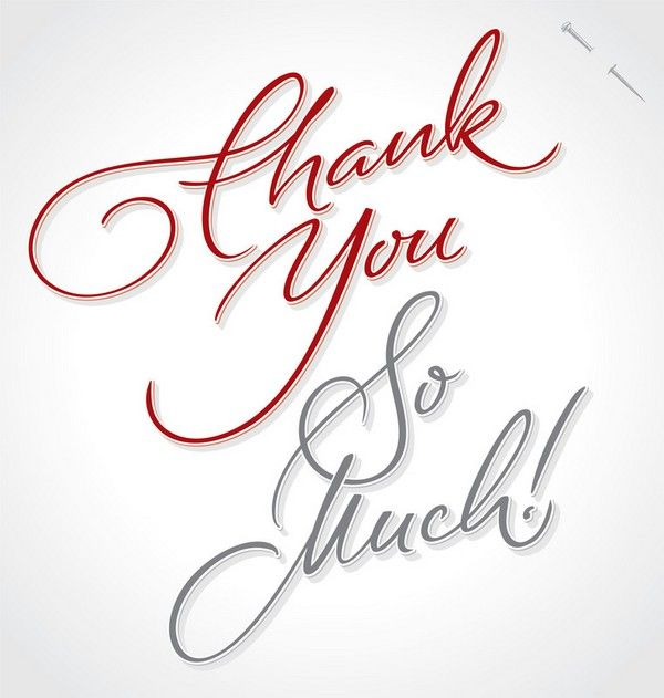 Image result for thank you so much pinterest