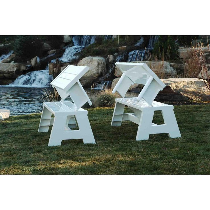Outdoor Picninc Table Bench Portable Foltable Camping Furniture Yard Garden Set #Generic