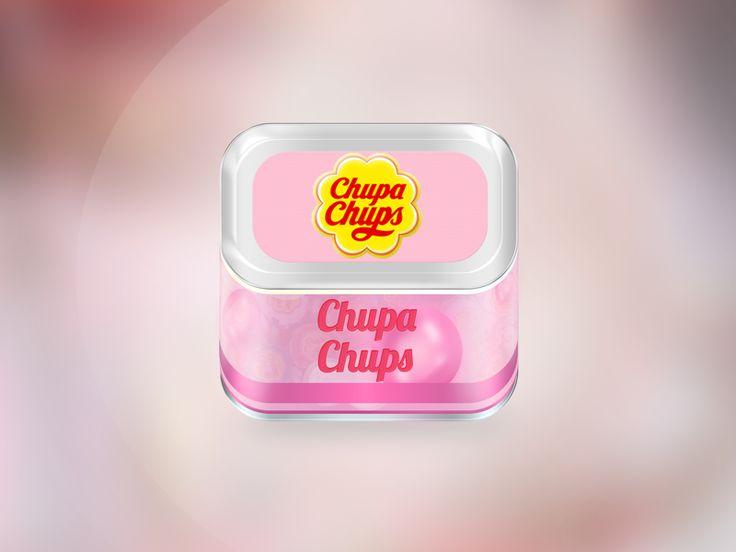 Chupa Сhups icon