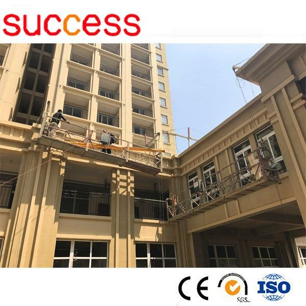 ZPL800 Success Hot sale popular high quality Aerial Suspended Platform     More: https://www.ketabkhun.com/platform/zpl800-success-hot-sale-popular-high-quality-aerial-suspended-platform.html