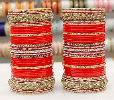 Wedding bangle - choora                                                                                                                                                                                 More
