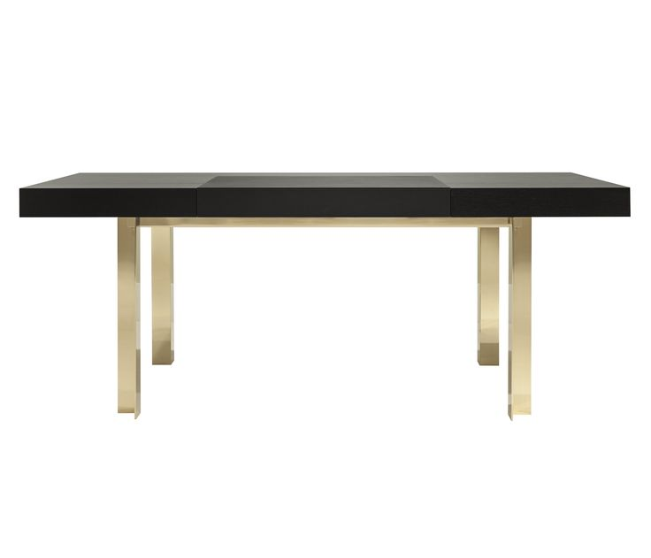 Buy Austin Table Desk by Maxine Snider Inc. - Made-to-Order designer Furniture from Dering Hall's collection of Contemporary Mid-Century / Modern Transitional Desks & Writing Tables.