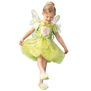 Tinker Bell Platinium Kız Çocuk Kostüm 5-6 Yaş, doğum günü elbisesi 6 yaş