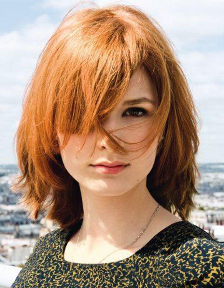Los cortes de pelo degrafilado se llevan en cualquier longitud de cabello,son aquellos que se cortan en capas,haciendo evidente el efecto de...