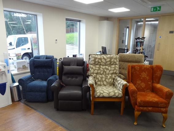 We have a range of riser recliners on offer that will ensure you remain comfortable at our Brentwood showroom. Call us on 01277 237037 for more details.
