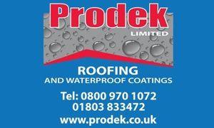 Roofing Specialists in Dartmouth. #flatroofing #devonroofers #flatroofingdevon