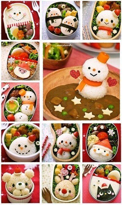 ★ クリスマスのお弁当集 ★|Mai's スマイル*キッチン |Ameba (アメーバ)                                                                                                                                                                                 もっと見る