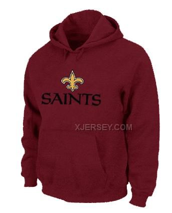 http://www.xjersey.com/new-orleans-saints-authentic-logo-pullover-hoodie-red.html NEW ORLEANS SAINTS AUTHENTIC LOGO PULLOVER HOODIE RED Only $50.00 , Free Shipping!