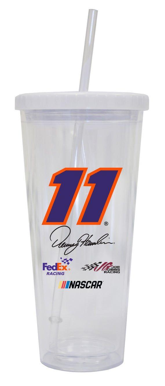 Denny Hamlin #11 NASCAR Two Tone Ceramic Mug