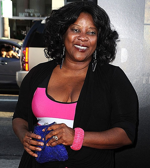 "2012 Primetime Emmy nominees:  Outstanding guest actress in a drama  Martha Plimpton, ""The Good Wife""  Loretta Devine, ""Grey's Anatomy"" (pictured)  Jean Smart, ""Harry's Law""  Julia Ormond, ""Mad Men""  Joan Cusack, ""Shameless""  Uma Thurman, ""Smash"""