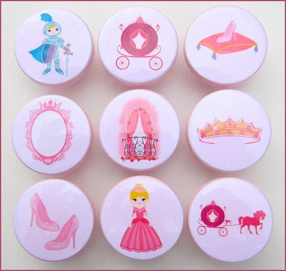 Kids Dresser Knobs  Princess Knobs  by SweetPetitesBoutique, $4.00