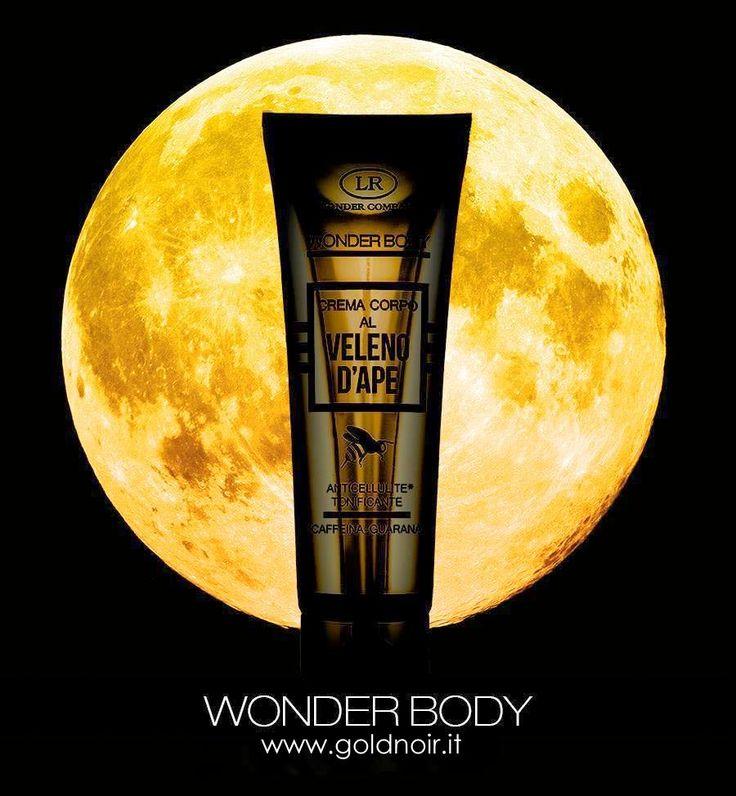 Wonder Body Crema Corpo Anticellulite LR Wonder: http://www.goldnoir.it/crema-veleno-api-lr-wonder-company.asp?pagina=dettaglioprodotto&id=2913