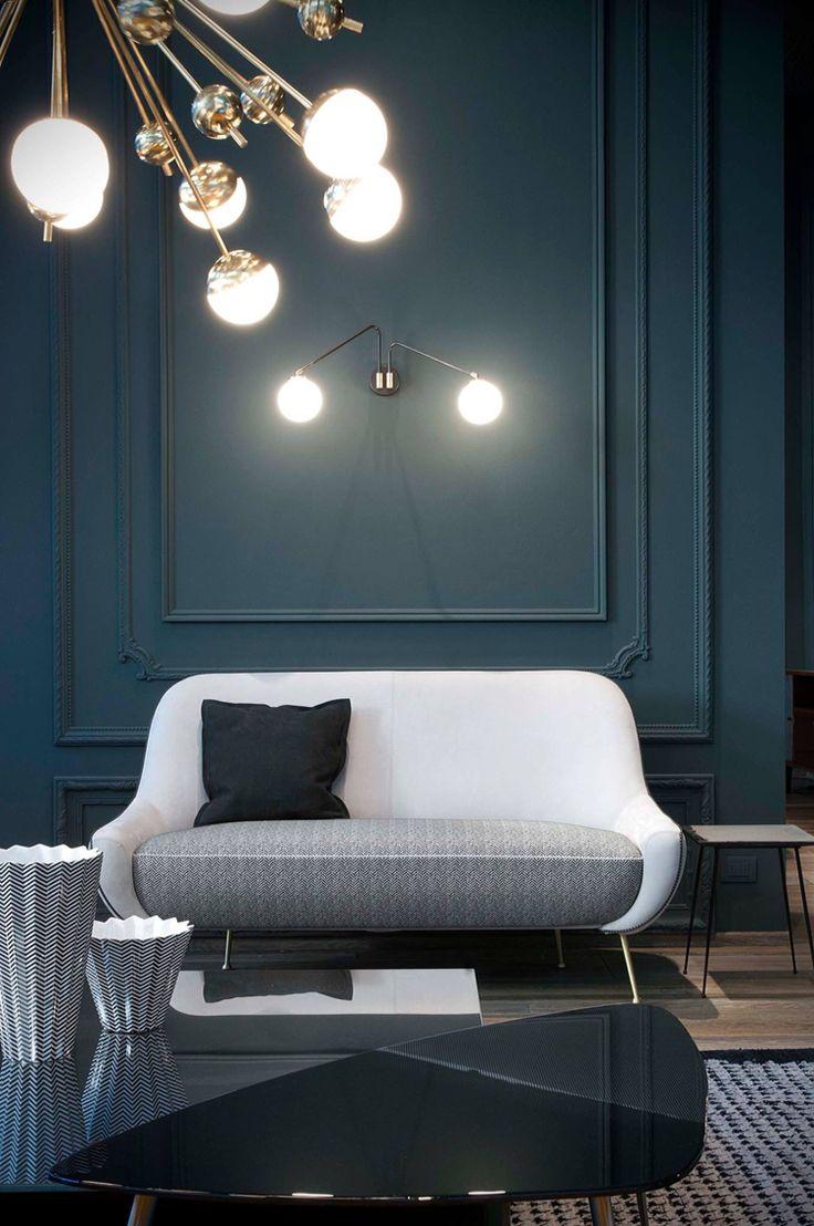 Contemporary furniture for a luxury decor | www.bocadolobo.com/ #luxuryfurniture #designfurniture