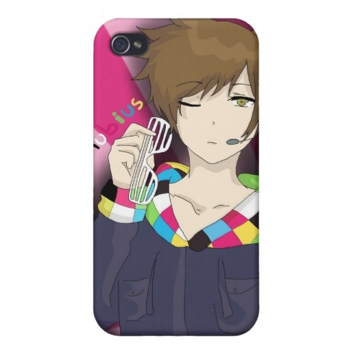 Protector for iphone 4 - rubiusOMG Cover For iPhone 4