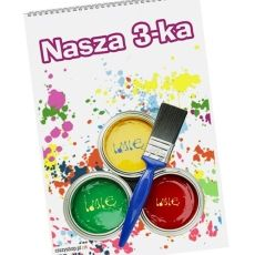 Kalendarz NASZA 3-KA idealny na urodziny