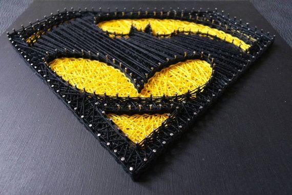 Cadeau de Marvel Heroes Comics Fan anniversaire par DeeisforDaisy