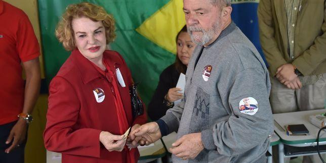 Brésil débâcle du Parti des travailleurs au premier tour des élections municipales - Le Monde