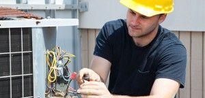 Air conditioning service & maintenance.  #AirConditioningRepair
