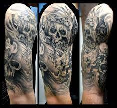 Image result for mens half sleeve tattoo ideas