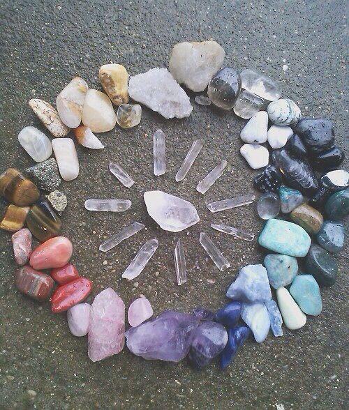 Hippie // rocks
