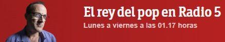 El rey del pop en Radio 5 de Antonio Díaz www.rtve.es