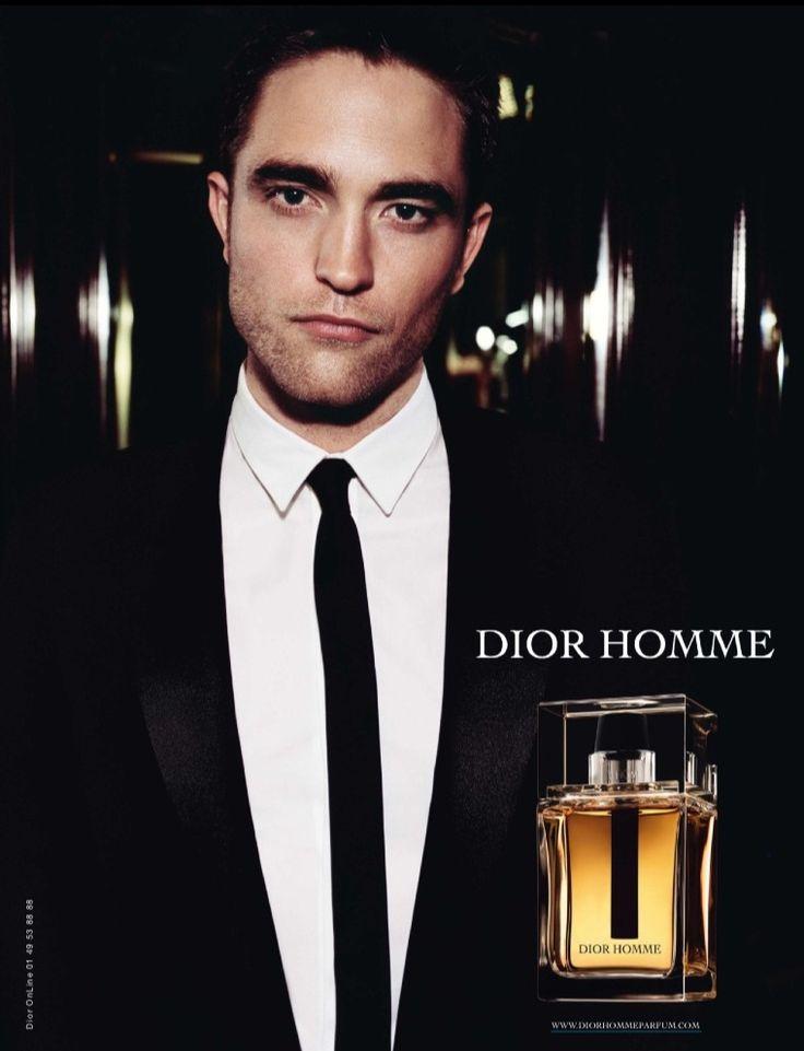Robert Pattinson Stars in Dior Homme Fragrance Campaign