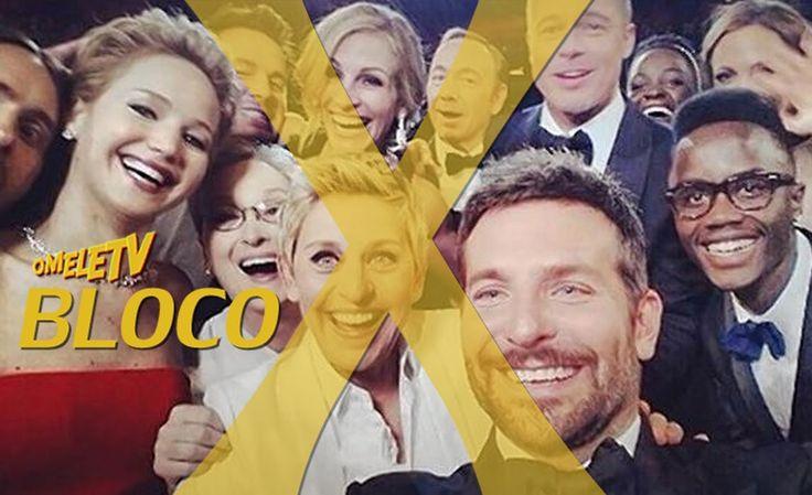 Tudo que rolou no Oscar 2014 neste... BLOCO X!