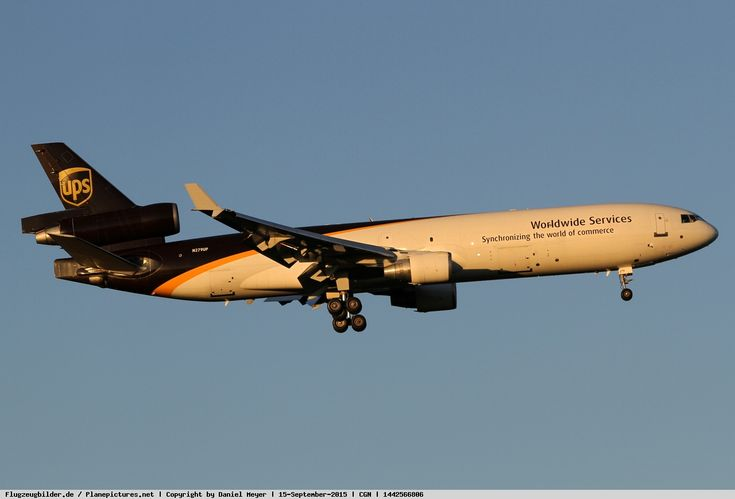 Photo United Parcel Service (UPS) McDonnell Douglas MD-11(F) N279UP